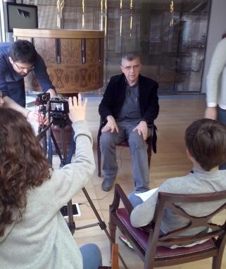 entrevista Esteve Institució Montserrat 2017